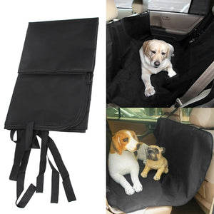 High Quality Pet Dog Cat Car Rear Back Seat Carrier Travel Protector