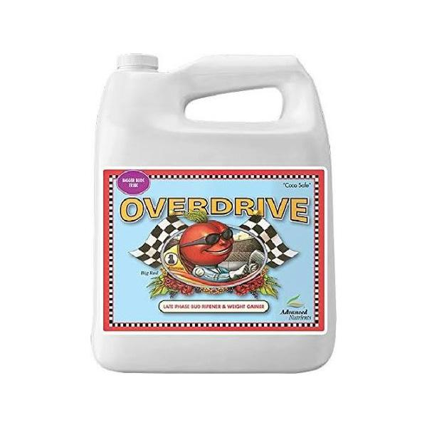 Advanced Nutrients Overdrive, 4 L