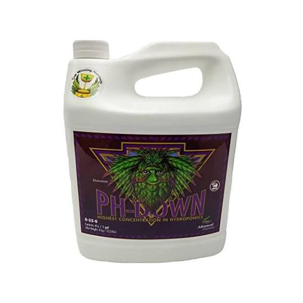 Advanced Nutrients pH Down, 4 L
