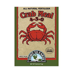 Down to Earth Crab Meal, 5 Lb