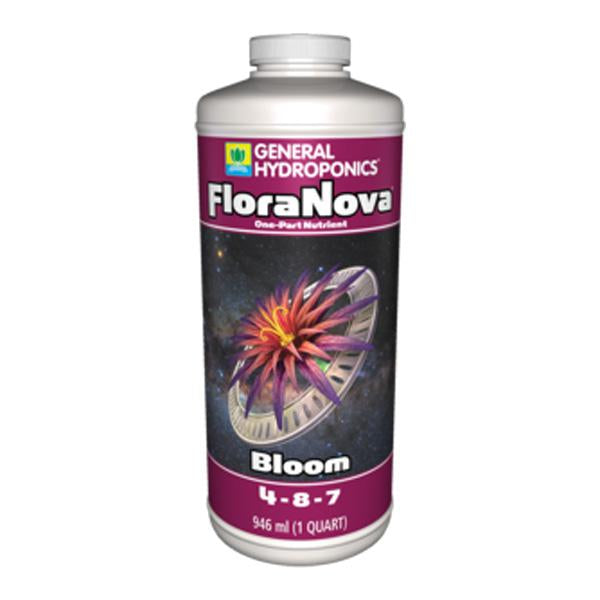 General Hydroponics Flora Nova Bloom, 1 Qt