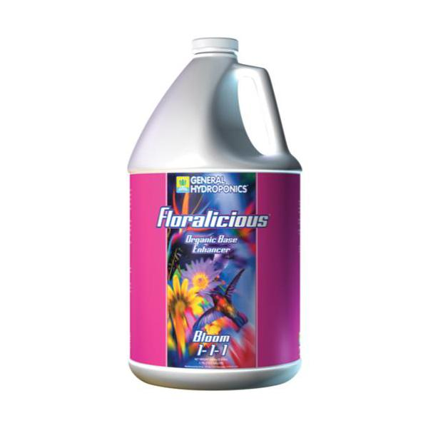 General Hydroponics Floralicious Bloom, 1 Gal