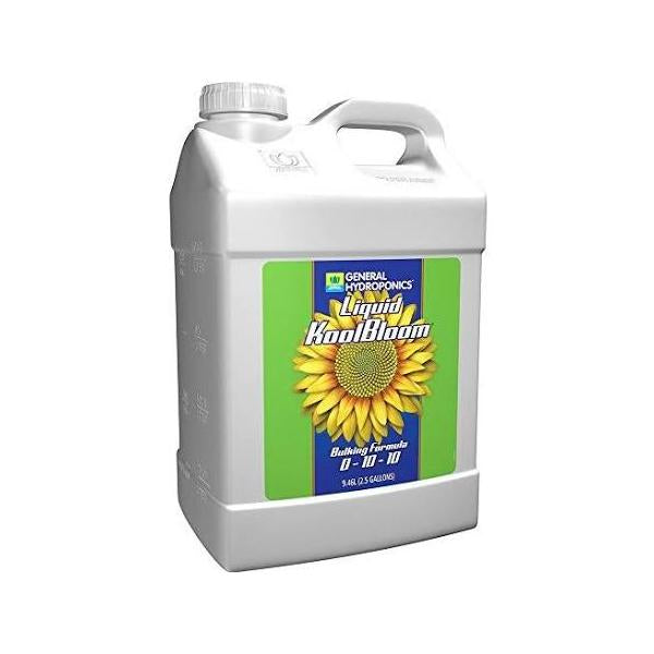 General Hydroponics Kool Bloom, 2.5 Gal