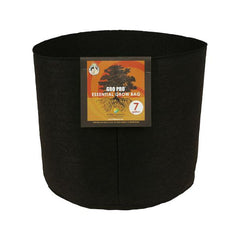 Gro Pro Essential Round Fabric Pot, 7 Gal