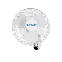 Hurricane Supreme Wall Mount Fan, 16""