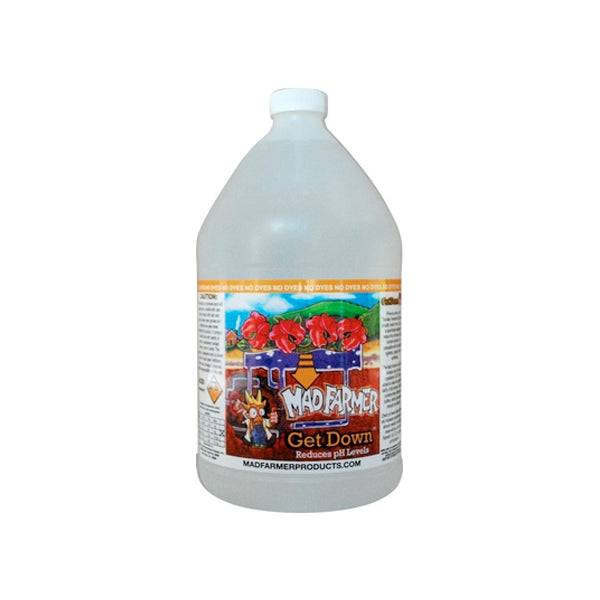 Mad Farmer Get Down Gallon