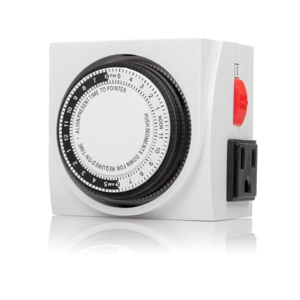 Mechanical Timer - Dual Outlet