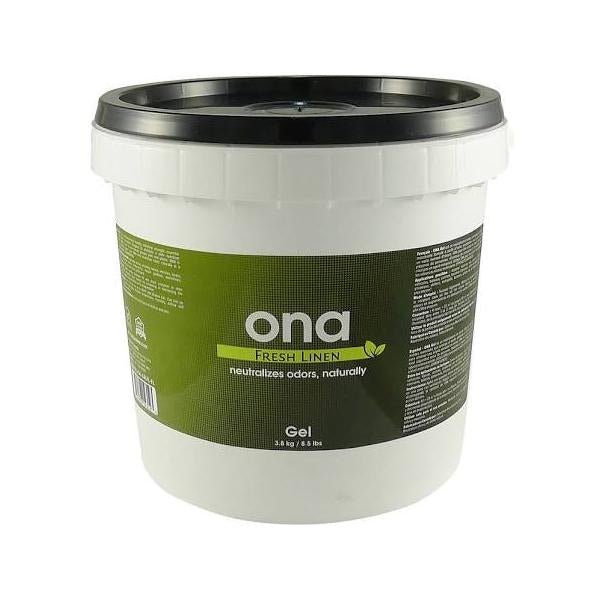 ONA Gel Fresh Linen, 4 L