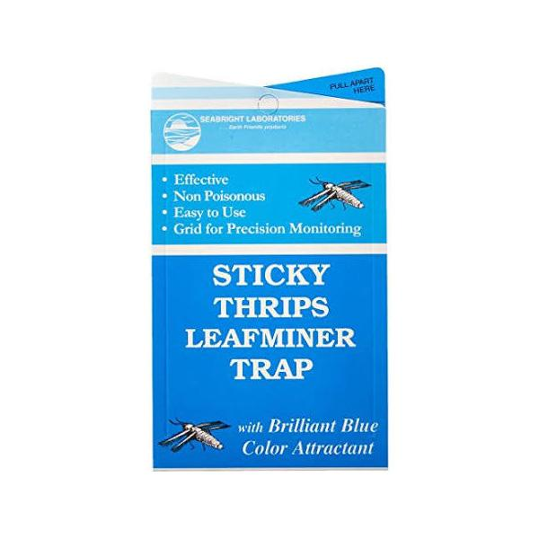 Sticky Thrip/Leafminer Traps