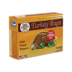 "Turkey Bags 18"" x 20"", 25 Pack"