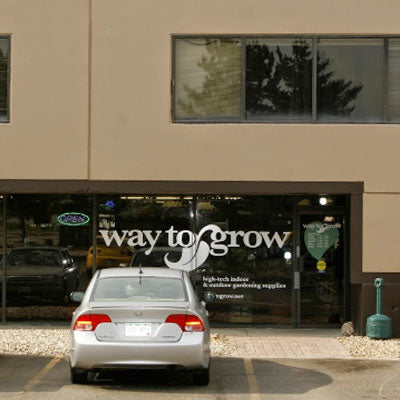 Way to Grow Central Boulder Storefront