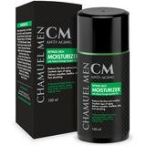 Chamuel Men Anti-Aging Face Lotion – 2.5% Retinol; Firms, Tones & Wrinkle Fighting Moisturizer