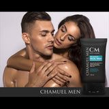Chamuel Men Facial Cleanser – Anti-Aging, Firming, Exfoliating, Deep Cleaning & Organic