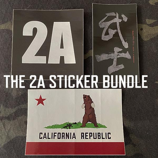 2A Sticker Bundle - The Musa Store