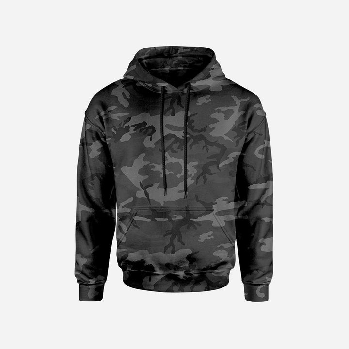 M81 Black Hoodie - The Musa Store