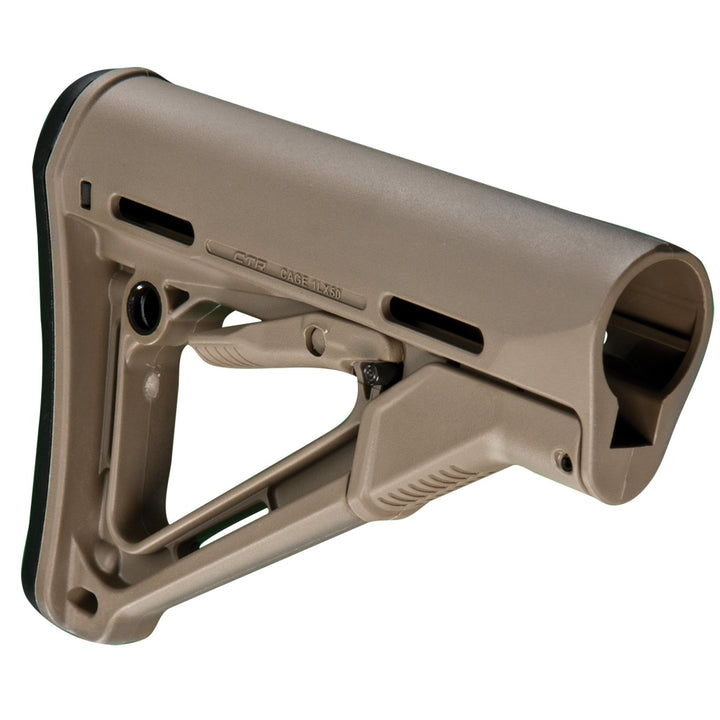 Magpul Ctr Carb Stk Mil-spec Fde - The Musa Store