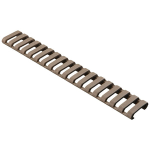 Magpul Ladder Rail Panel 18 Slot Santoprene Flat Dark Earth MAG013-FDE - The Musa Store