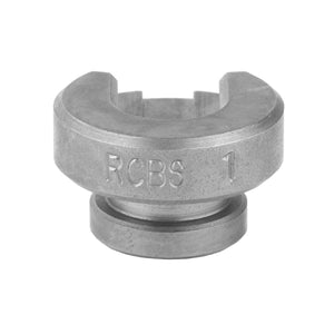 RCBS #1 Shell Holder 09201 - The Musa Store
