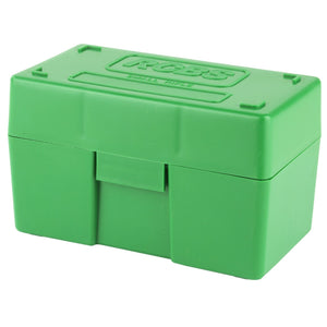 RCBS Small Rifle Ammo Box Green 86901 - The Musa Store