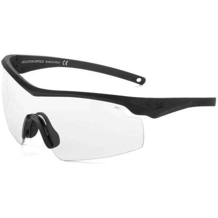 SO7 MILSPEC BALLISTIC GLASSES EYEWEAR Skeleton Optics CLEAR