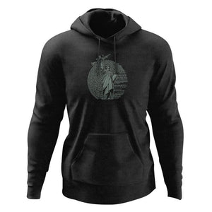 Statue of Liberty Hoodie - The Musa Store