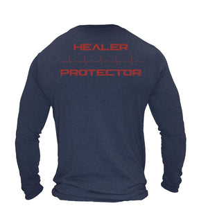 Trauma Healer Protector Long Sleeve - The Musa Store