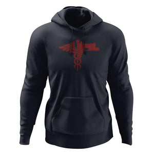 Trauma Medical Shooter Hoodie - The Musa Store