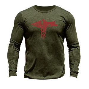 Trauma Medical Shooter Long Sleeve - The Musa Store