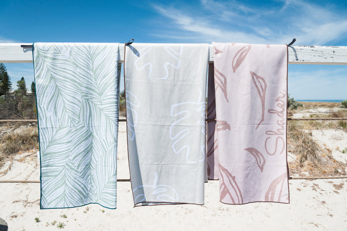 Shader Sand Free Towel