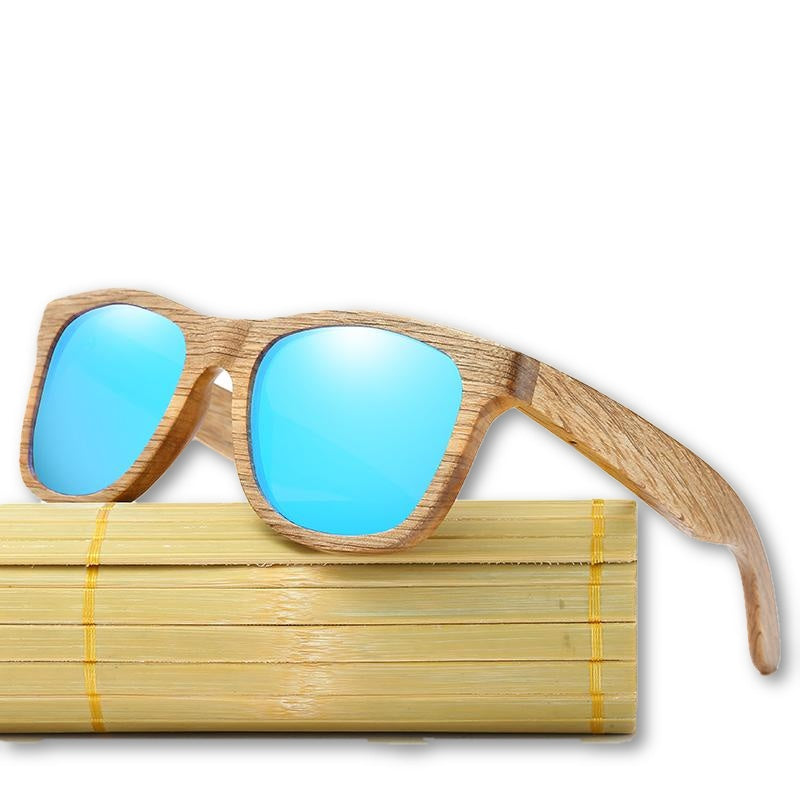 Wooden Polarized Sun Glasses