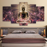 Printed Buddha Wall Art