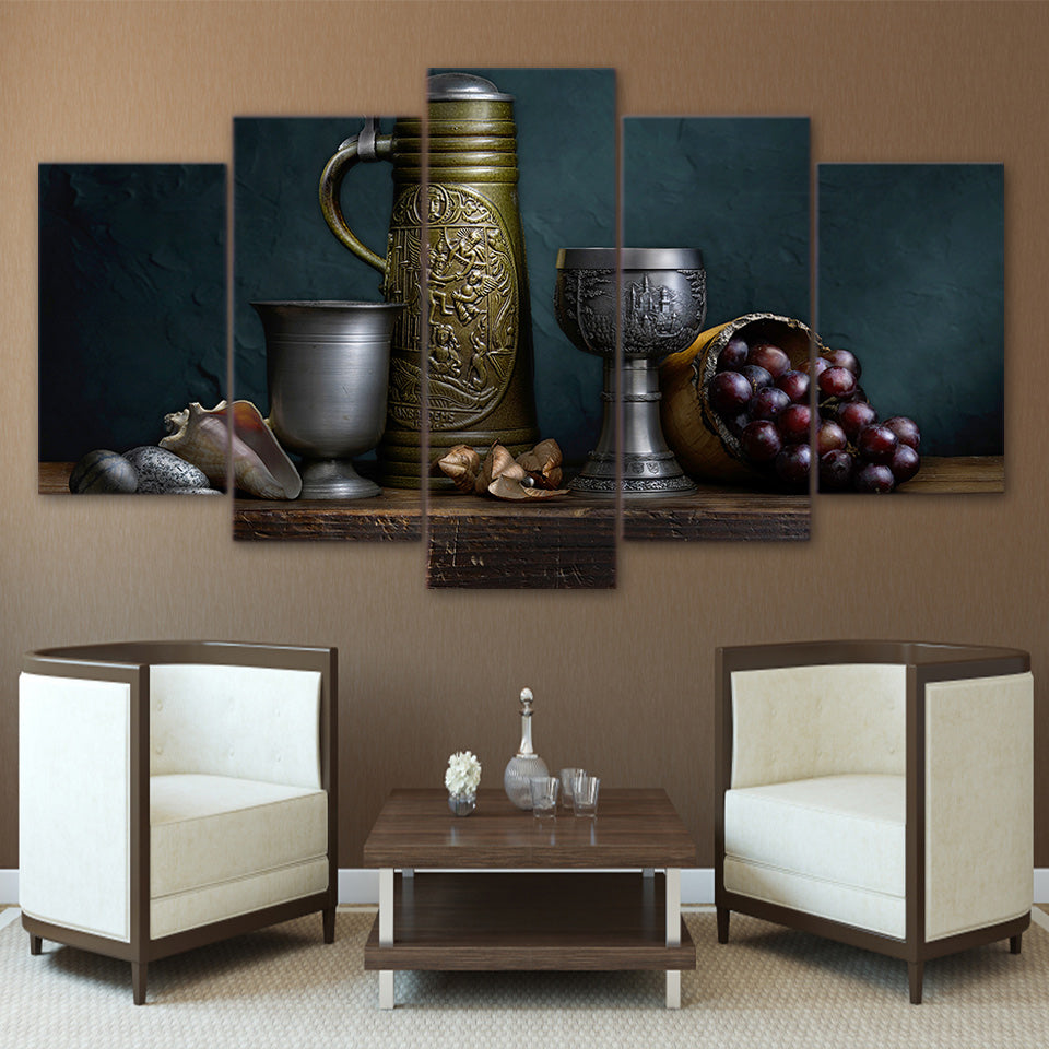 Classical Winery Wall Art