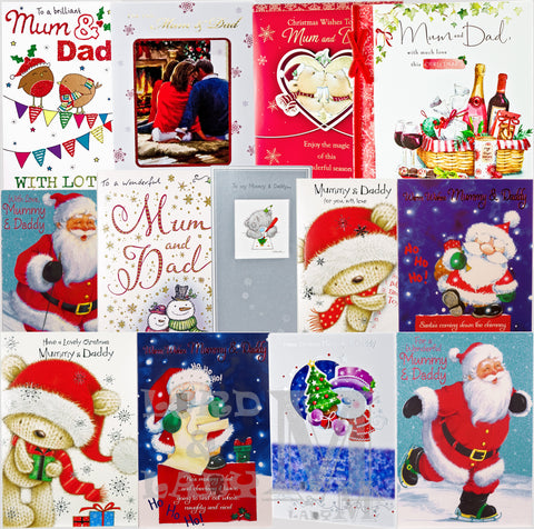 All Christmas Cards