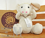 Charlie Bears Baby Boutique Collection - Anastasia Piglet - Suitable for Newborn