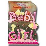 19cm - ... The Birth Of Your Brand New Niece - BGC