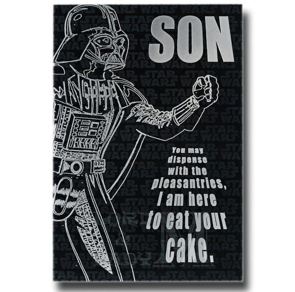 23cm - Son You May ...- Darth Vader Star Wars - GH