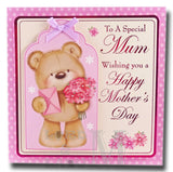 19cm Boxed - To A Special Mum - Large Letter - GH