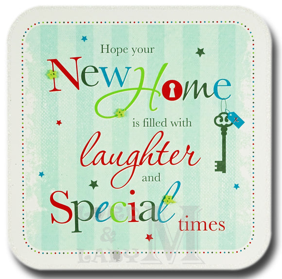 16cm - Hope Your New Home Is Filled With ... - BGC