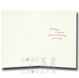 20cm - For The Friends We - Robin Postbox - E