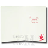 20cm - A Christmas Message, Brother-in-Law - KH