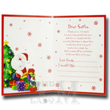 19cm - A Letter To Santa - Presents Penguin - BGC