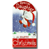 23cm - Special Daughter Happy Christmas - BGC