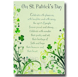 20cm - On St. Patrick's Day Celebrate With ..- BGC