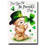 19cm - For You On St. Patrick's Day - BGC