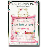 19cm - On Your 1st Mother's Day With Special - BGC