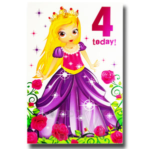 20cm - 4 Today! - Princess Roses - E