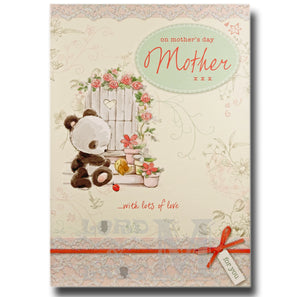 20cm - On Mother's Day Mother - E