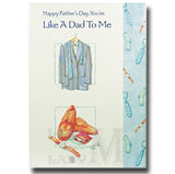20cm - Happy Father's Day - Jacket Shoes - DGC