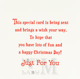 19cm - Happy Christmas To A Special ... - BGC