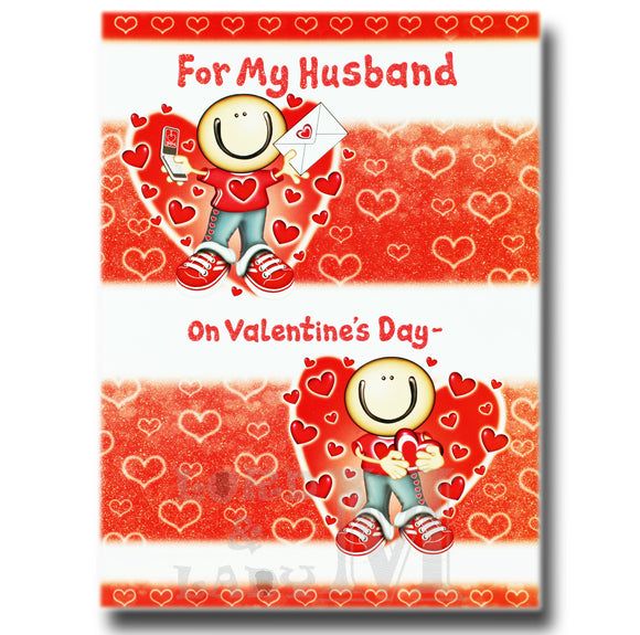29cm - For My Husband - 2 Images - Lge Let - E